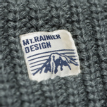 Шапка Mt. Rainier Design MR61340 Knit Grey фото- 1