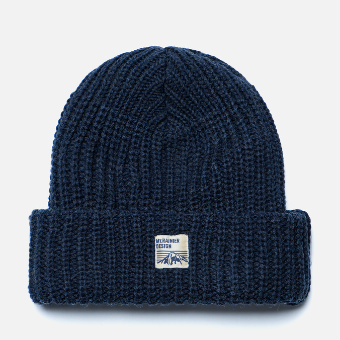 Шапка Mt. Rainier Design MR61340 Knit Indigo
