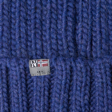 Шапка Napapijri Semiury 2 Clematis Blue фото- 2