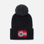 Napapijri Semiury Men's Hat Black photo- 0