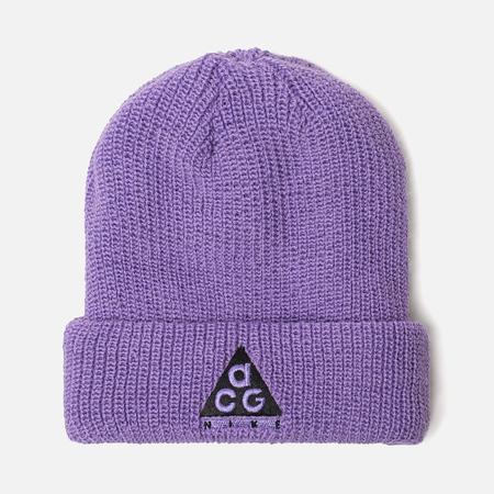 Шапка Nike ACG Beanie Atomic Violet/Black
