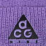 Шапка Nike ACG Beanie Atomic Violet/Black фото- 1
