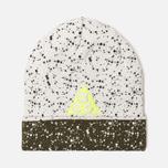 Шапка Nike ACG NRG Beanie Olive Canvas/White/Volt Glow фото- 2