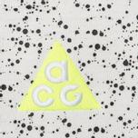Шапка Nike ACG NRG Beanie Olive Canvas/White/Volt Glow фото- 3