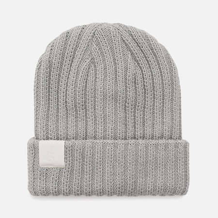 Шапка Nike NikeLab NSW Beanie Essential Grey Heather
