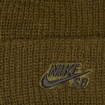 Шапка Nike SB Beanie Fisherman Olive Flak/Sequoia фото- 1