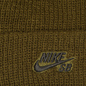 Шапка Nike SB Beanie Fisherman Olive Flak/Sequoia фото - 1