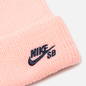 Шапка Nike SB Beanie Fisherman Storm Pink/Obsidian фото - 1