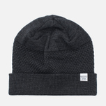Шапка Norse Projects Bubble Beanie Charcoal Melange фото- 0