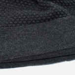 Шапка Norse Projects Bubble Beanie Charcoal Melange фото- 2