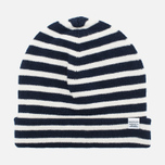 Шапка Norse Projects Classic Normandy Beanie Navy фото- 0