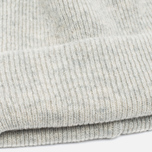 Мужская шапка Norse Projects Norse Beanie Light Grey Melange фото- 2