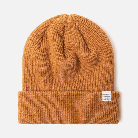 Шапка Norse Projects Norse Beanie Montpellier Yellow