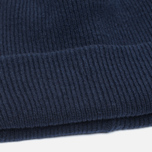 Шапка Norse Projects Norse Beanie Navy фото- 2