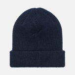 Шапка Norse Projects Norse Beanie Navy фото- 3