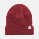 Шапка Norse Projects Norse Beanie Red Clay фото- 0