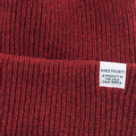 Шапка Norse Projects Norse Beanie Red Clay фото- 1