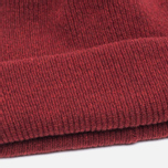 Шапка Norse Projects Norse Beanie Red Clay фото- 2