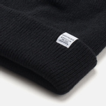 Шапка Norse Projects Norse Black фото- 1