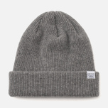 Norse Projects Norse Hat Mouse Grey Melange photo- 0