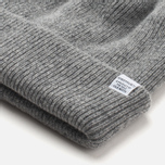 Norse Projects Norse Hat Mouse Grey Melange photo- 1