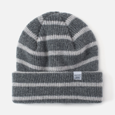 Norse Projects Norse Nautical Hat Pewter