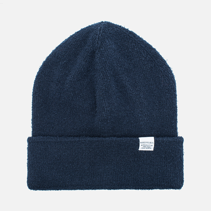 Norse Projects Norse Hat Navy