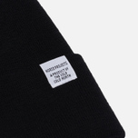Шапка Norse Projects Norse Top Beanie Black фото- 1