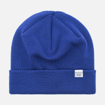 Шапка Norse Projects Norse Top Beanie Cornflower Blue фото- 0