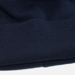 Шапка Norse Projects Norse Top Beanie Dark Navy фото- 2