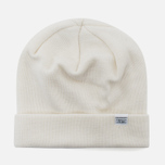 Шапка Norse Projects Norse Top Beanie Ecru фото- 0