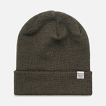 Мужская шапка Norse Projects Norse Top Beanie Lichen фото- 0