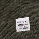 Мужская шапка Norse Projects Norse Top Beanie Lichen фото- 1