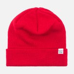 Шапка Norse Projects Norse Top Beanie Oxide Red фото- 0