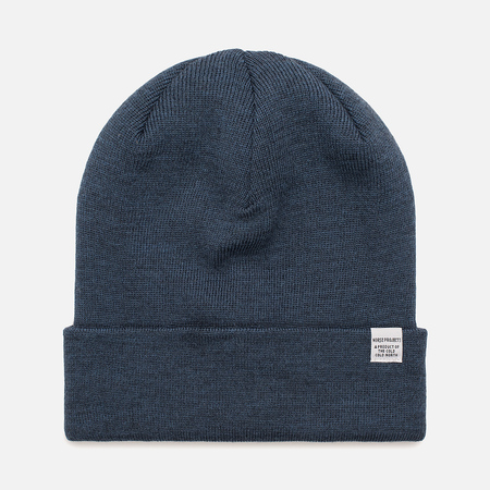 Мужская шапка Norse Projects Norse Top Beanie Sodalite