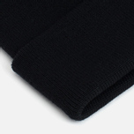 Шапка Norse Projects Norse Top Boot Black фото- 1