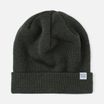 Шапка Norse Projects Norse Top Beanie Dried Olive фото- 1
