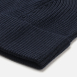 Шапка Norse Projects Rib Top Dark Navy фото- 1