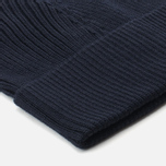 Шапка Norse Projects Rib Top Dark Navy фото- 2