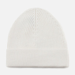 Шапка Norse Projects Rib Top Kit White фото- 0