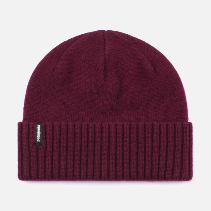 Patagonia Brodeo Hat Oxblood Red