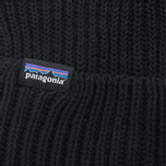 Шапка Patagonia Fishermans Rolled Black фото- 2