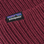 Шапка Patagonia Fishermans Rolled Oxblood Red фото- 2
