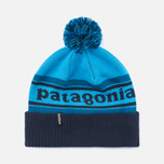 Шапка Patagonia Powder Town Park Stripe/Underwater Blue фото- 0