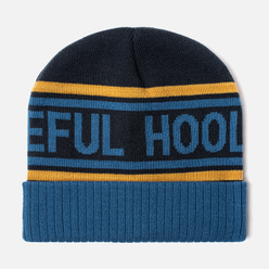 Шапка Peaceful Hooligan Signature Navy