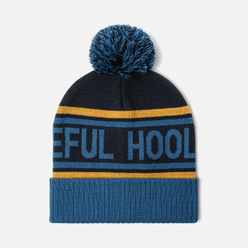 Шапка Peaceful Hooligan Signature Pompom Navy