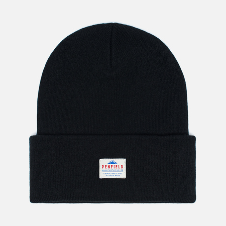 Penfield ACC Classic Beanie Hat Black