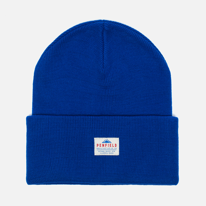 Шапка Penfield ACC Classic Beanie Blue