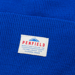 Шапка Penfield ACC Classic Beanie Blue фото- 2