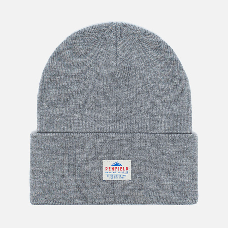 Penfield ACC Classic Beanie Hat Grey